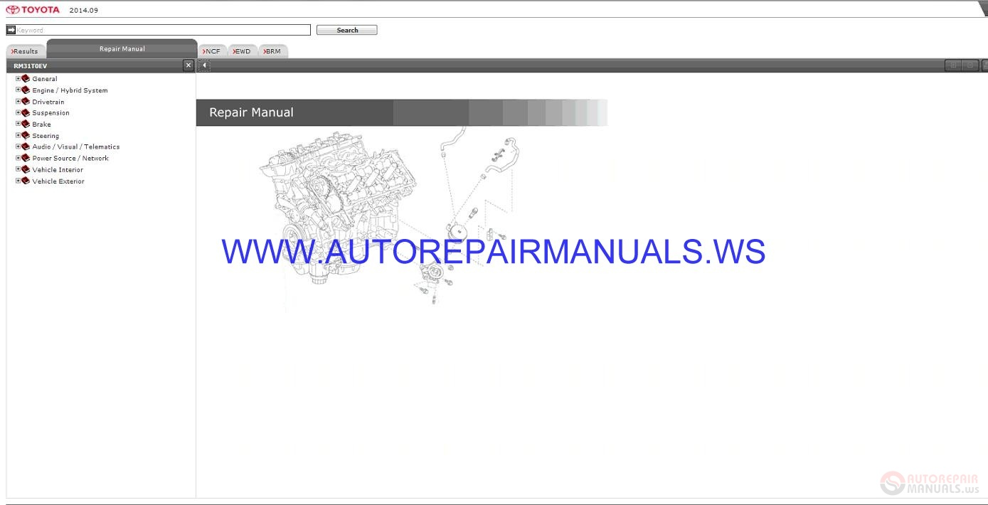 2009 toyota corolla repair manual free download