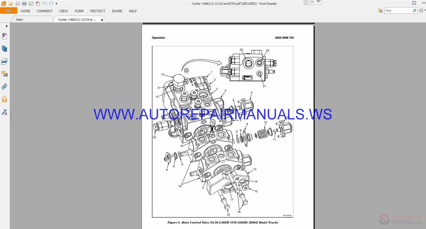 Hyster Service Manual Source · Beautiful Hyster S120xms Forklift Wiring  Diagram Photos Wiring