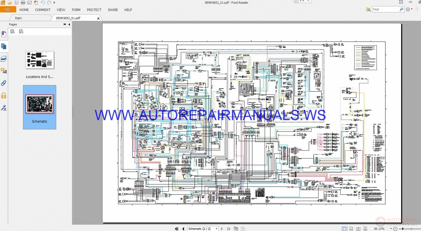 Paccar Mx 13 Ecm Wiring Diagram Excellent Electrical Engine Cat C15 2004 C1500 Odicis Turn Signal Relay