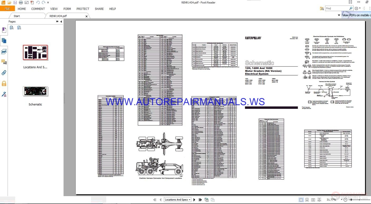 DIAGRAM] Bell 670ch Motor Grader Wiring Diagram FULL Version