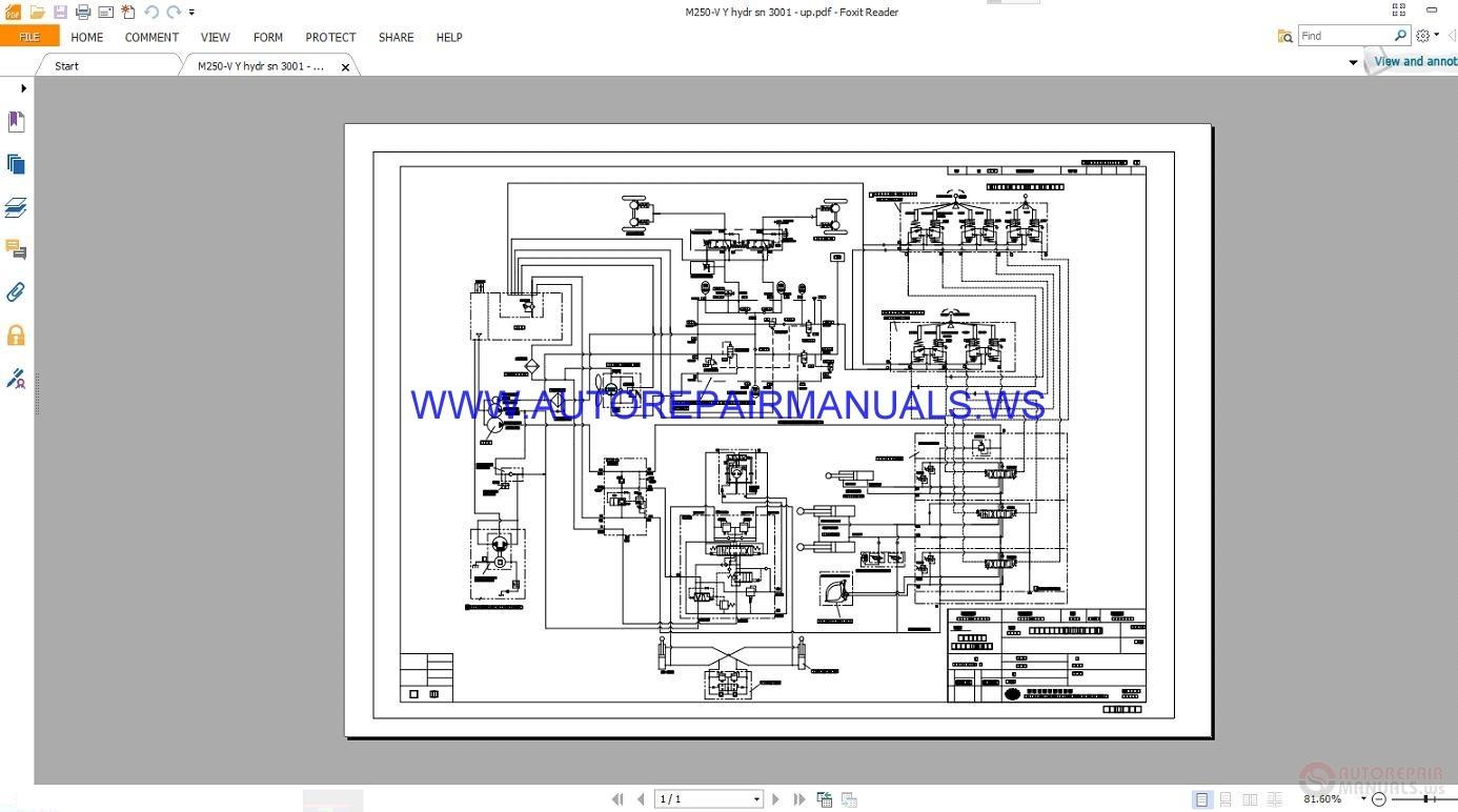 Old Fashioned Reading Hydraulic Schematics Vignette - Wiring Diagram ...
