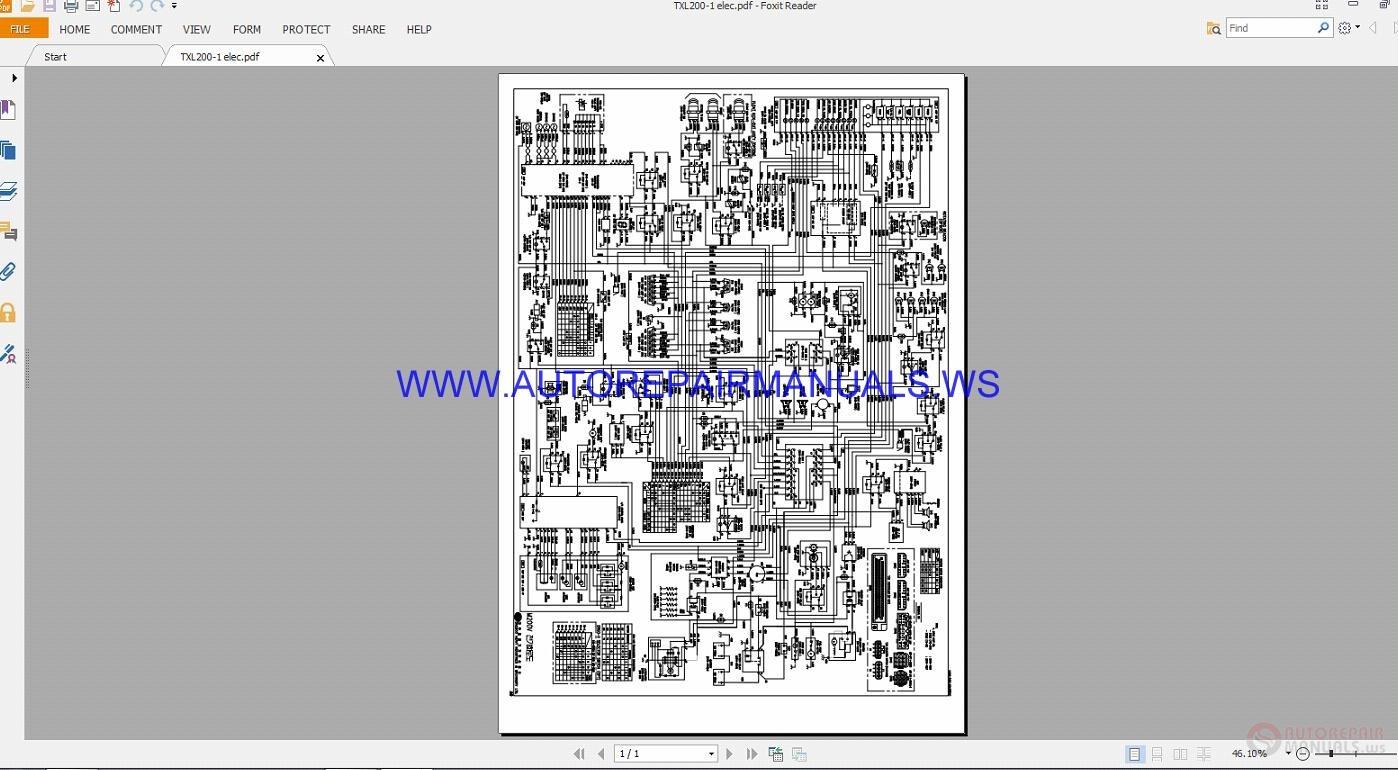 dump truck hydraulic system schematics for