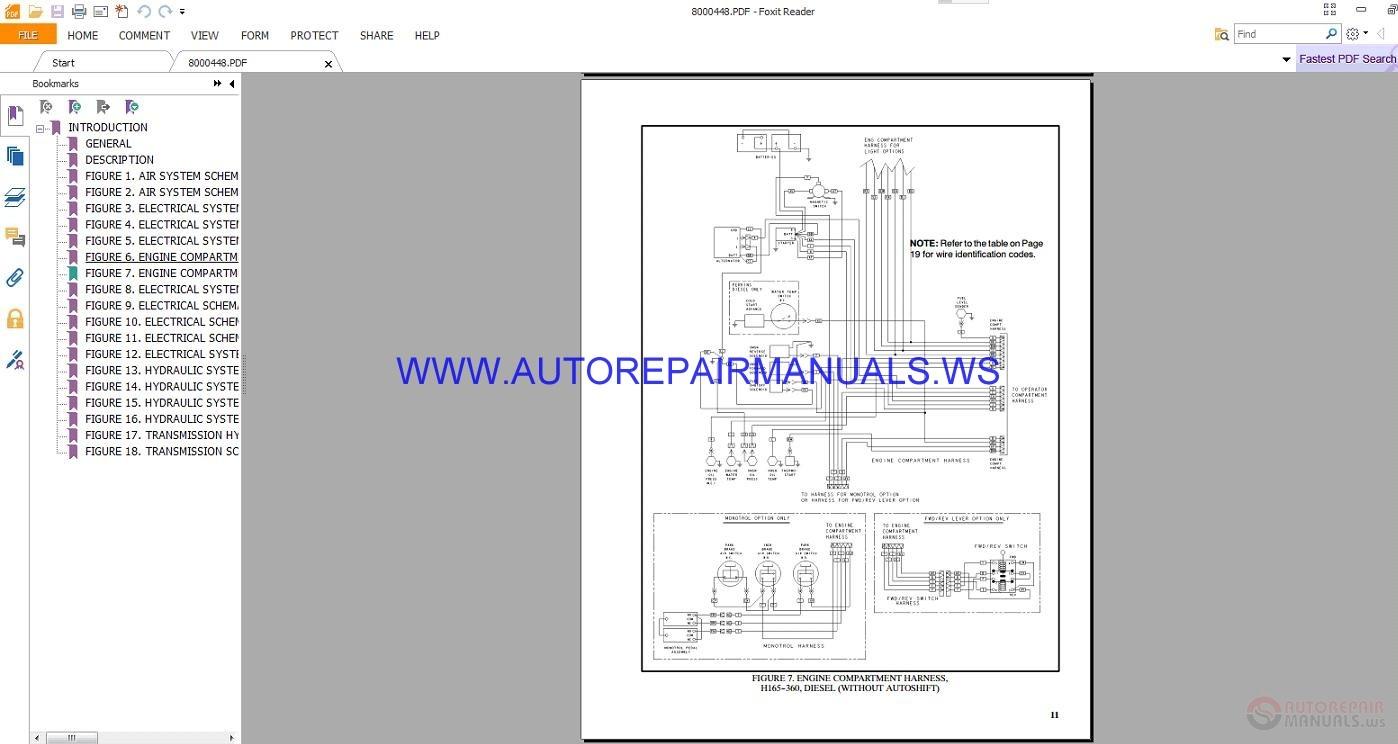 Hyster w40z Manual