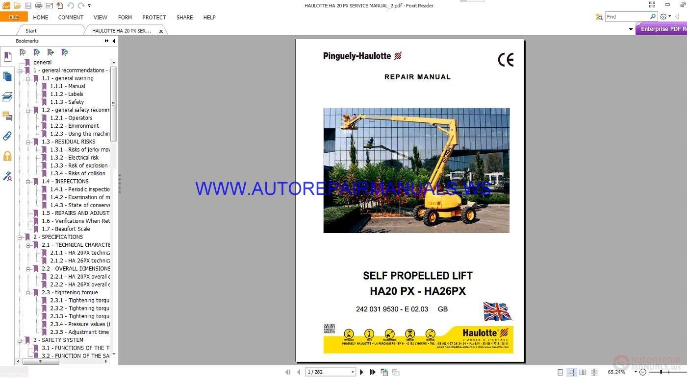 ... Array - haulotte manuals rh haulotte manuals diestetic com