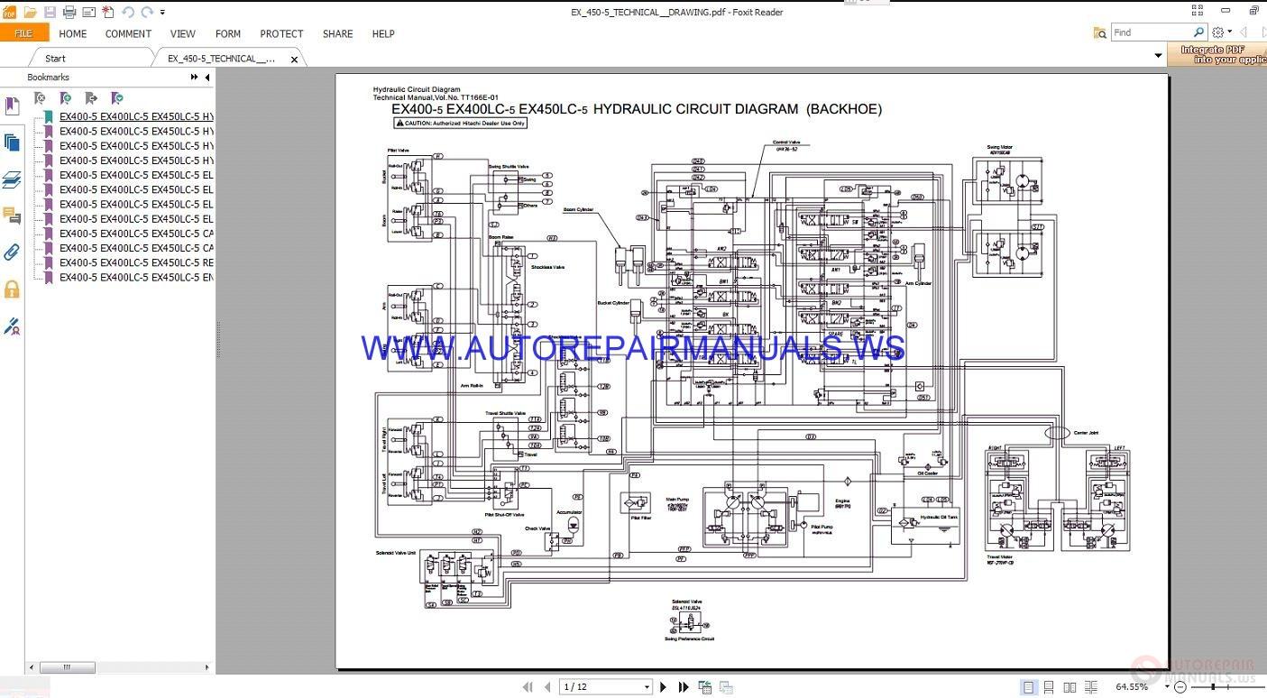 Dorable Regenerative Hydraulic Circuit Pdf Gallery - Wiring Standart ...