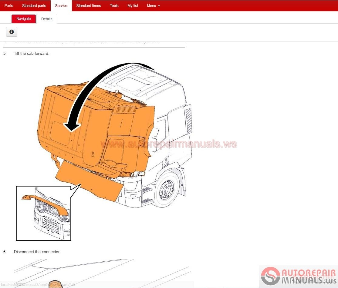 renault trucks impact  11 2017  full actived auto repair kenworth w900 wiring schematic diagrams