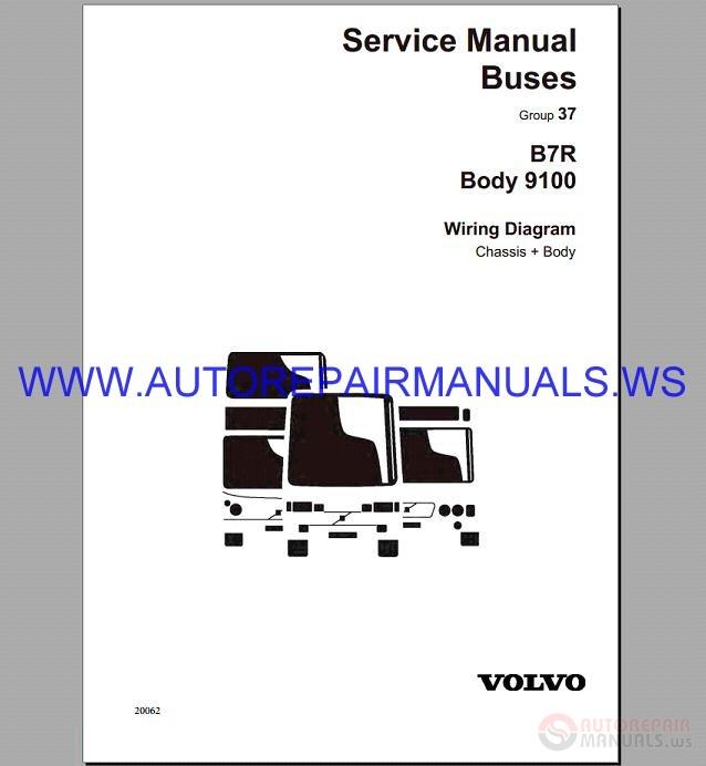 Volvo B7R Wiring Diagram Service Manual Buses | Auto Repair Manual Forum -  Heavy Equipment Forums - Download Repair & Workshop Manual | Volvo B7r Wiring Diagram |  | Autorepairmanuals.ws