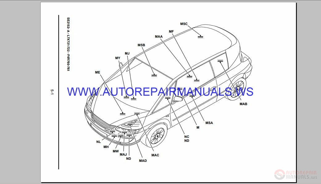 Renault Avantime D66 Nt 8204a Disk Wiring Diagrams Manual