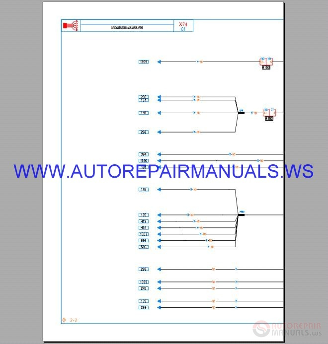 Renault Laguna X74 Nt8167a Disk Wiring Diagrams Manual 04