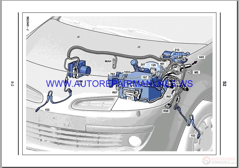 Renault Clio III X85 NT8277 Disk Wiring Diagrams Manual 01-2004 | Auto  Repair Manual Forum - Heavy Equipment Forums - Download Repair & Workshop  Manual | Wiring Diagram Renault Clio 3 |  | Autorepairmanuals.ws