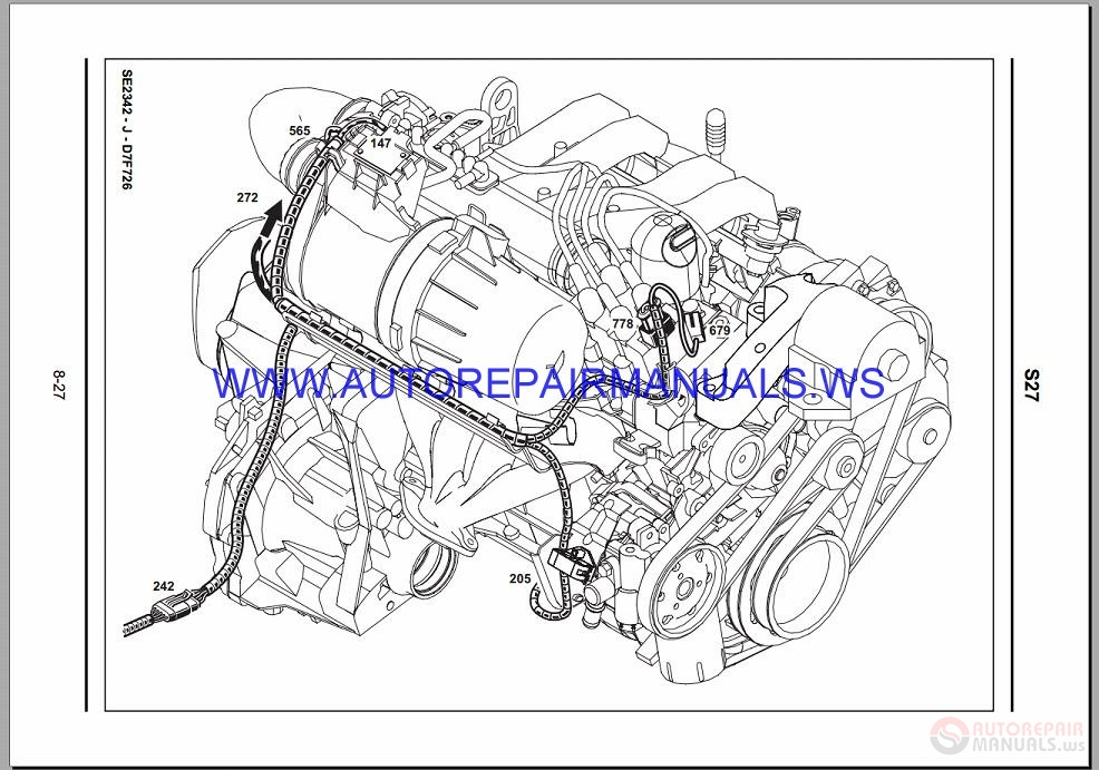 Renault Clio Ii X65 Nt8279 Disk Wiring Diagrams Manual 18