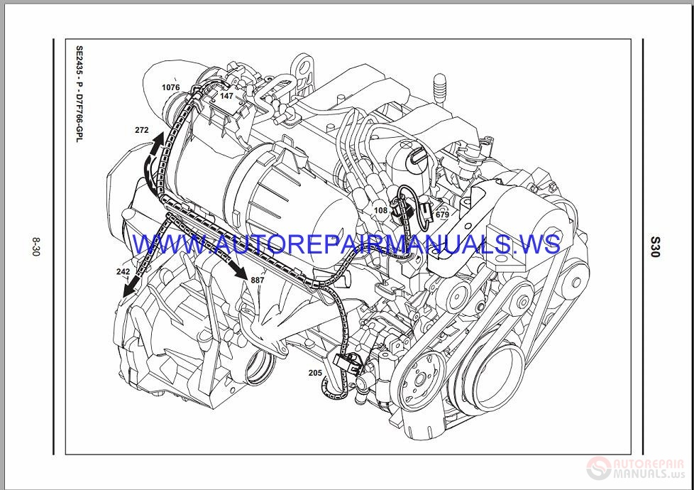 Renault Clio Ii X65 Nt8318 Disk Wiring Diagrams Manual 27