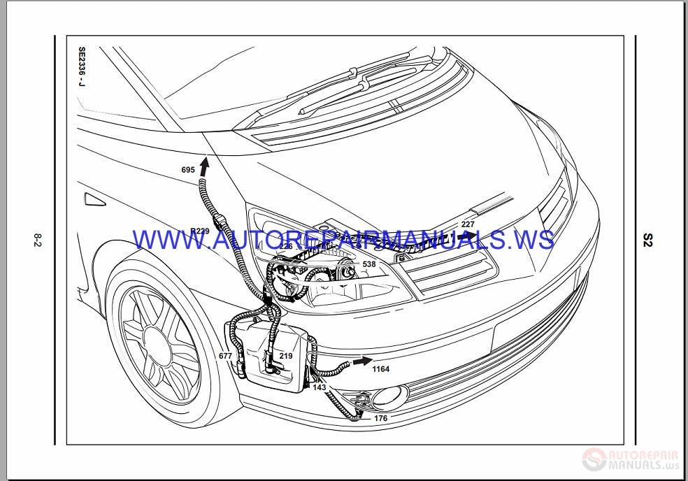 Renault Espace Iv J81 Nt8273 Disk Wiring Diagrams Manual