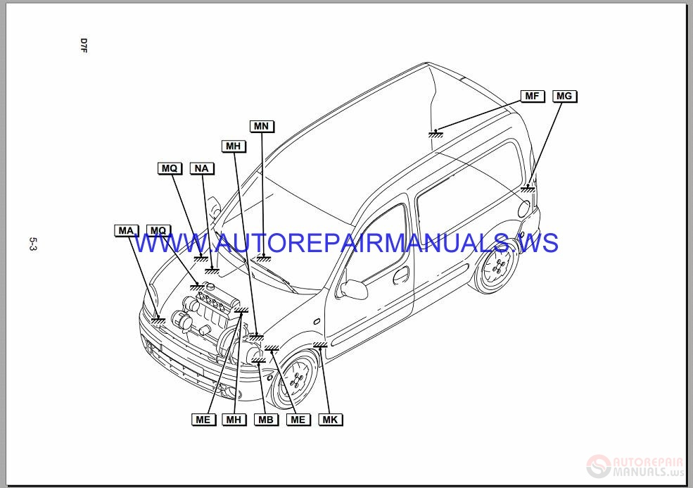 renault kanggoo x76 nt8193a disk wiring diagrams manual 06