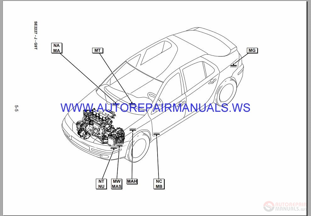 Renault Laguna Ii X74 Nt8236 Disk Wiring Diagrams Manual 11