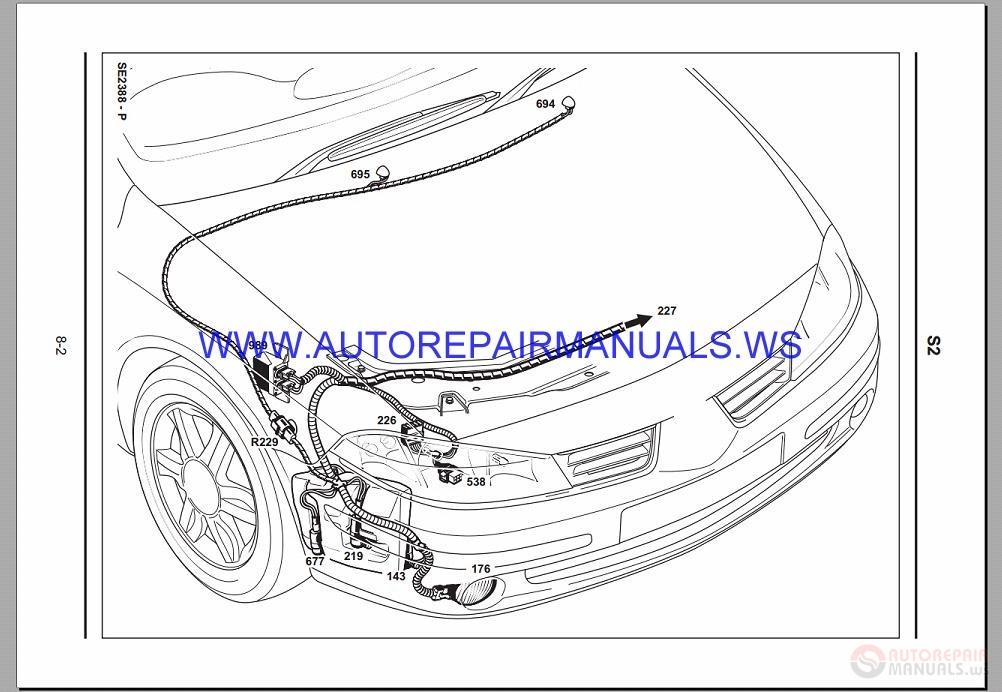 [GJFJ_338]  Renault Laguna II X74 NT8307 Disk Wiring Diagrams Manual 12-12-2005 | Auto  Repair Manual Forum - Heavy Equipment Forums - Download Repair & Workshop  Manual | Wiring Diagram Renault Laguna 2 |  | Auto Repair Manual Forum