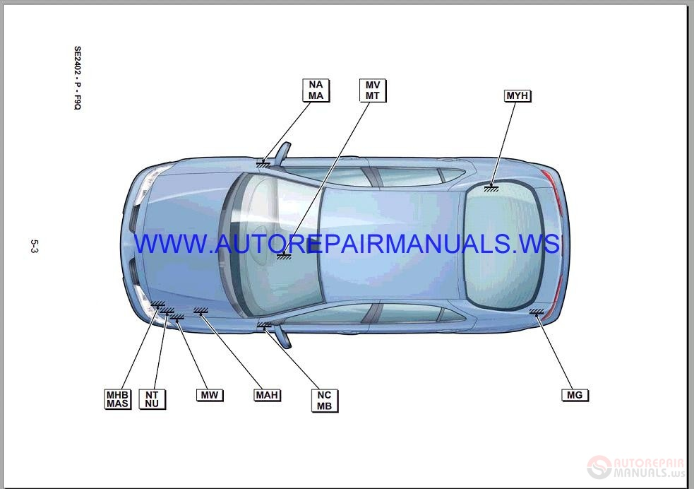 Renault Laguna Ii X74 Nt8327 Disk Wiring Diagrams Manual 06