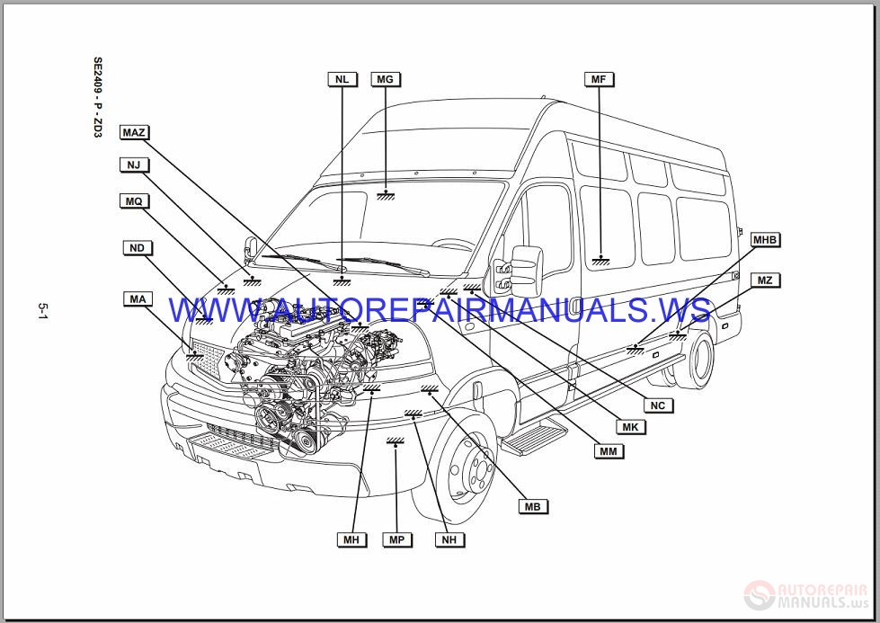 renault master propulsion x24 nt8300 disk wiring diagrams manual 14