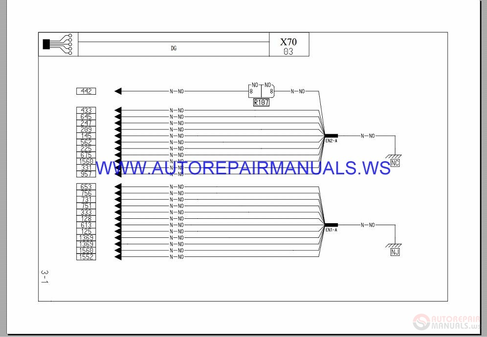 Renault Master X70 Nt8225 Disk Wiring Diagrams Manual 10