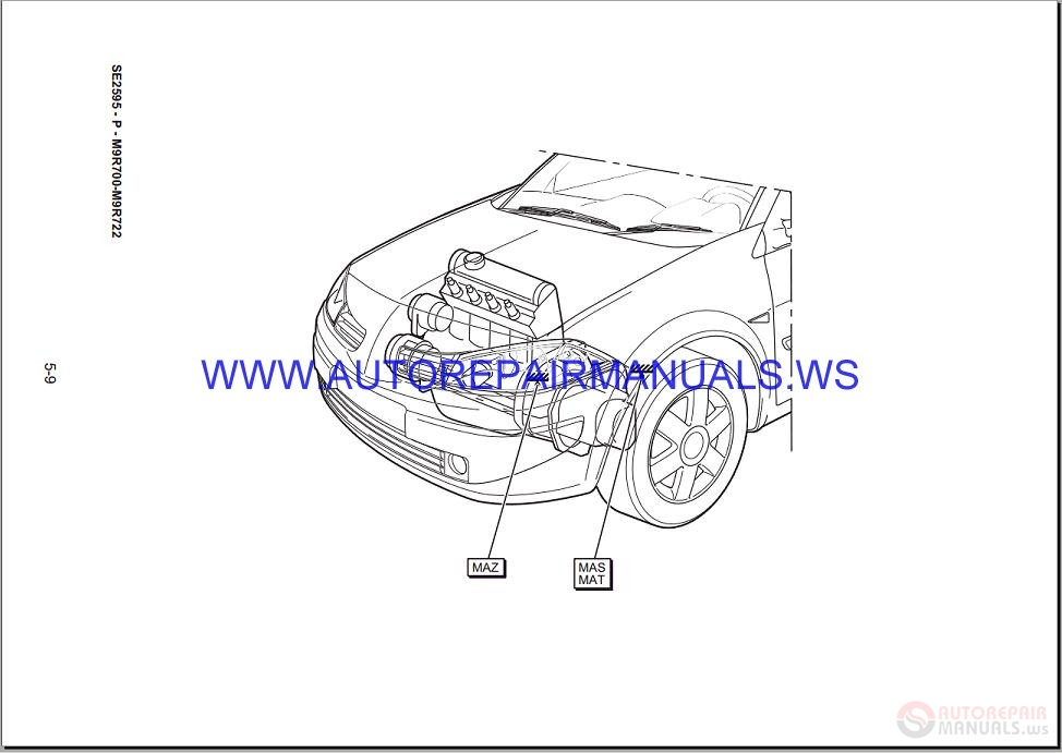 renault megane x84 nt8446 disk wiring diagrams manual 19