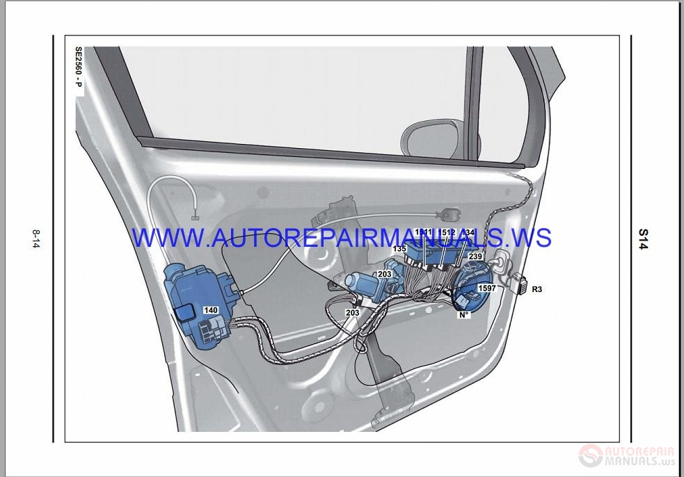 Renault Modus X77 Nt8374 Disk Wiring Diagrams Manual 05