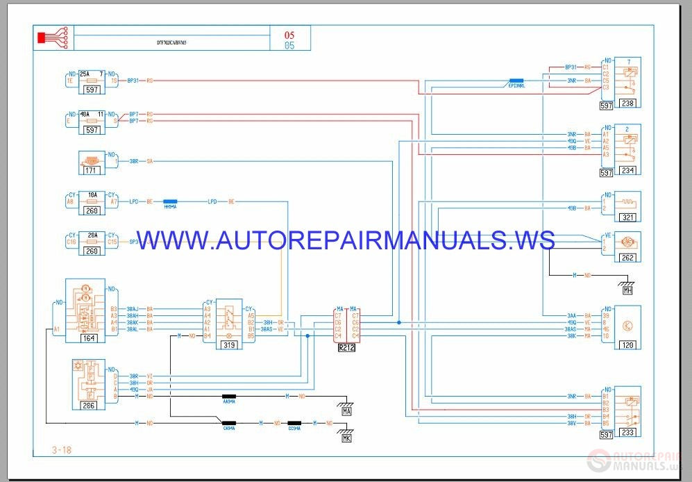 Renault Twingo 05 Nt8301 Disk Wiring Diagrams Manual 26