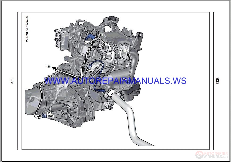 Renault Clio Iii X85 Nt8425 Disk Wiring Diagrams Manual 19