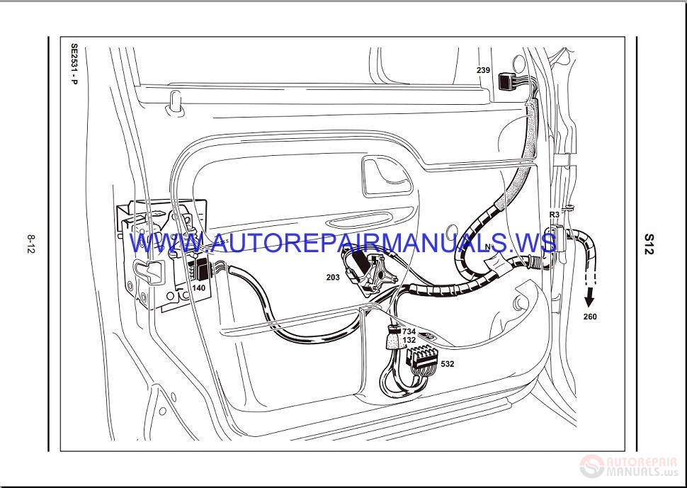 renault kangoo x76 nt8408 disk wiring diagrams manual 1911