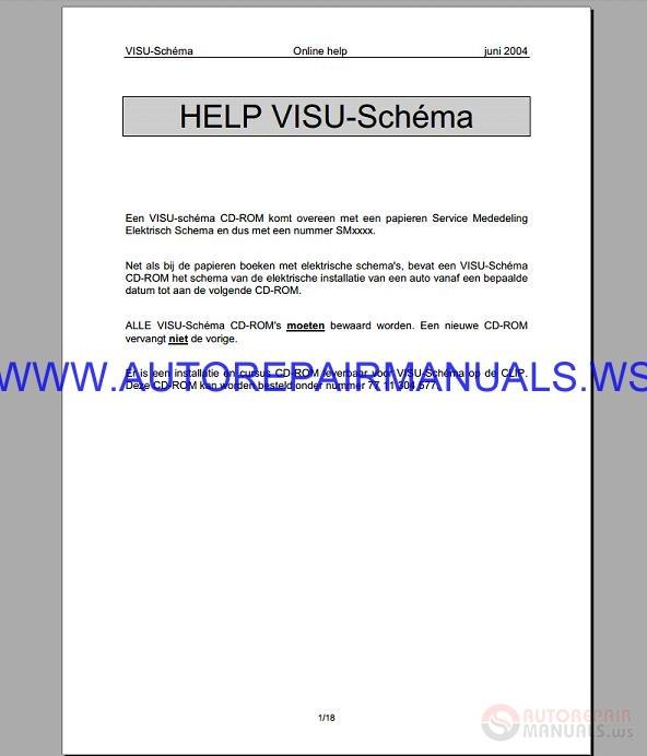 Renault Logan X90 Nt9800 Disk Wiring Diagrams Manual 06