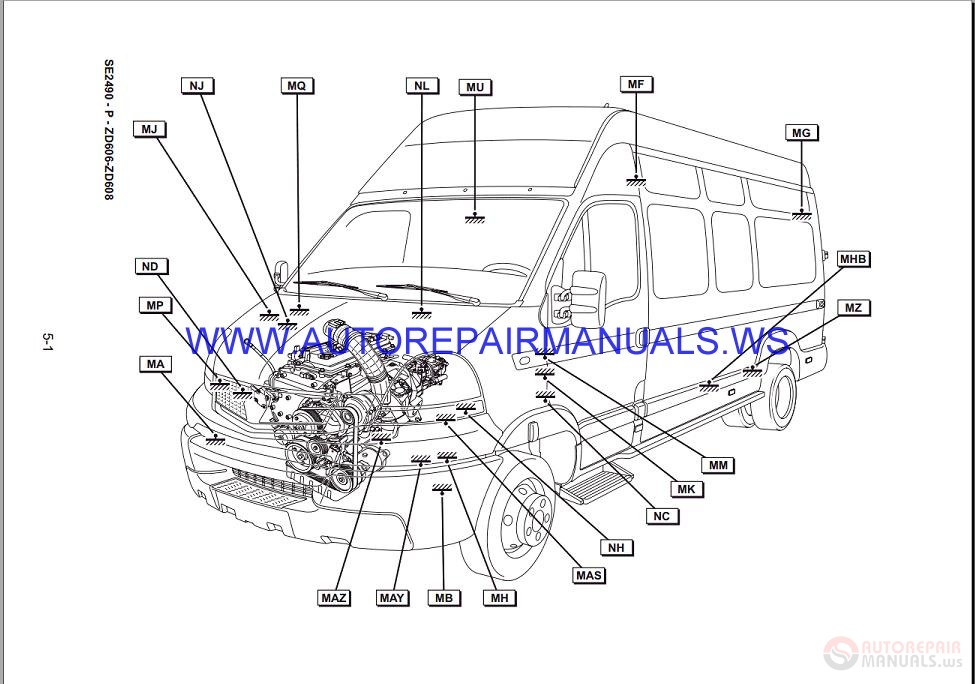 Diagram  Renault Kangoo Wiring Diagram Download Full