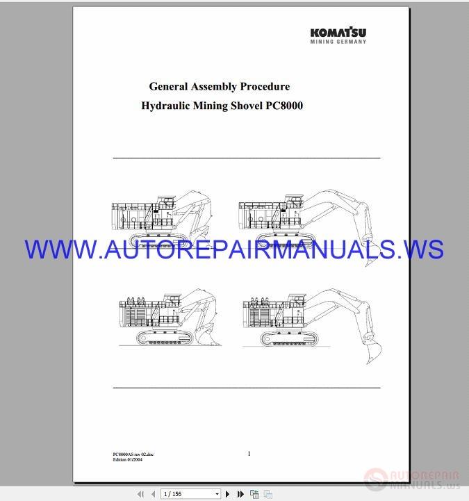 komatsu d355a 3 crawler operators manual