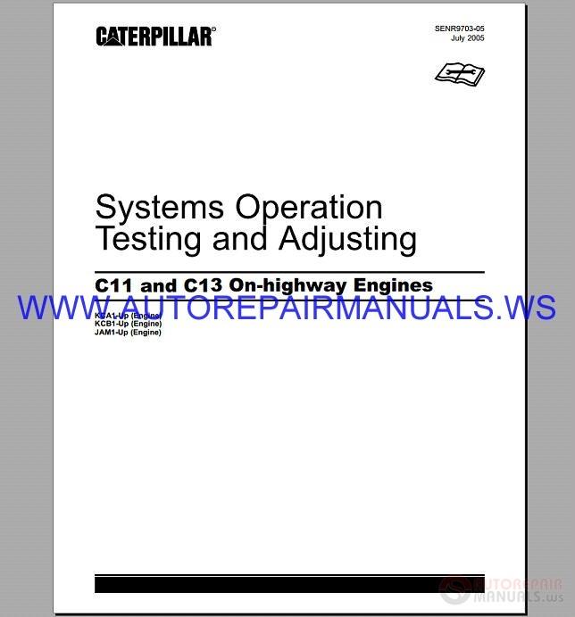 caterpillar c7