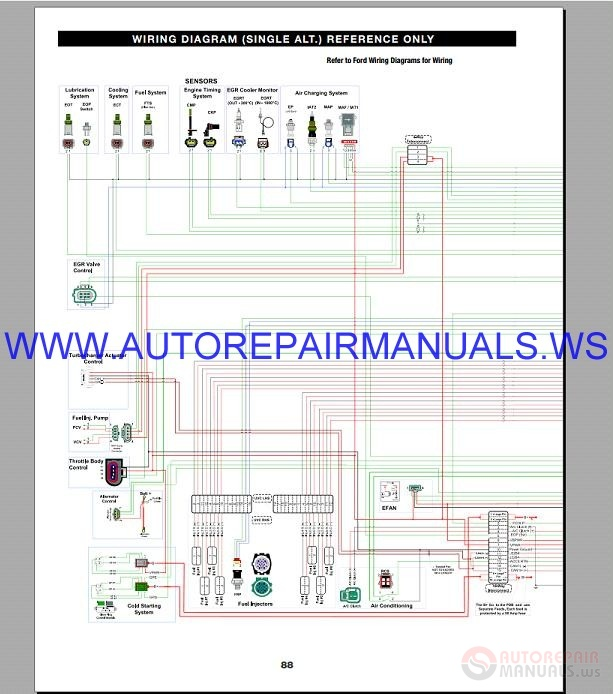 2010 Ford Transit Connect Wiring Diagram Download Images ...