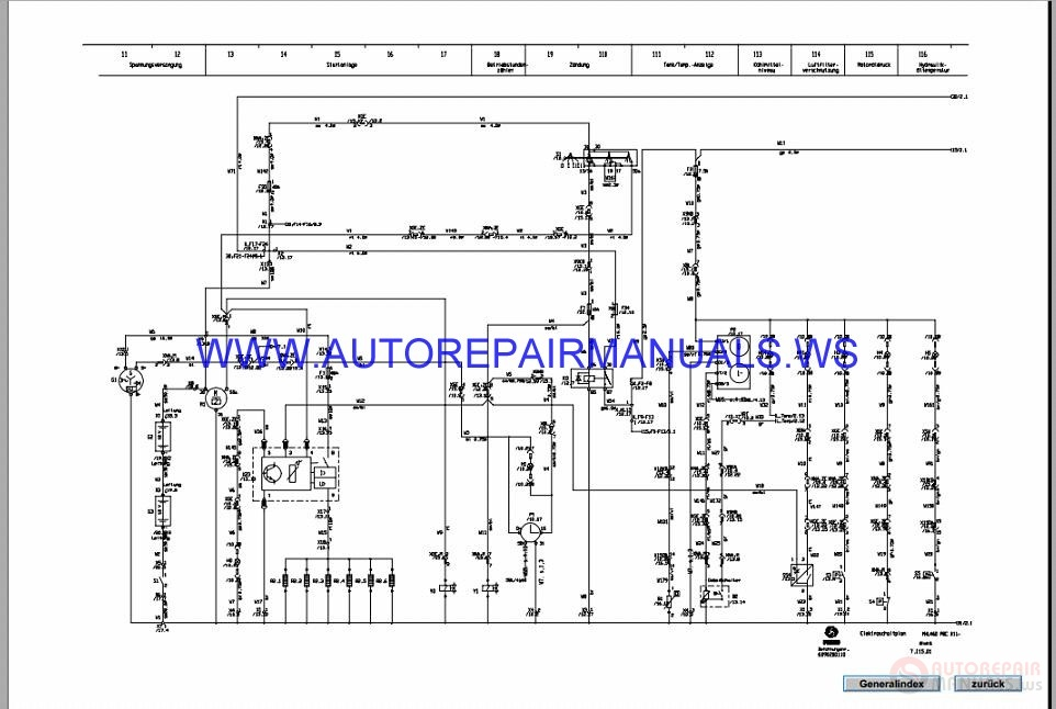 terex mhl full parts catalog  schematic  manual dvd