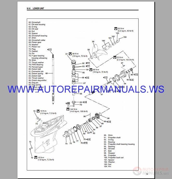Suzuki K6a Wiring Diagram