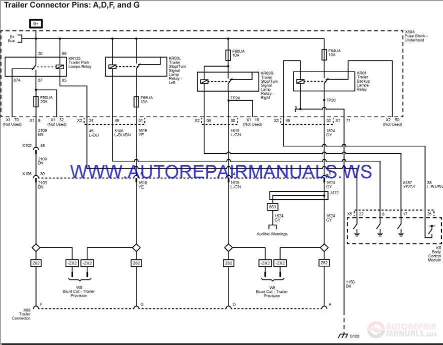 Chevy Sonic Stereo Wiring Diagram from img.autorepairmanuals.ws