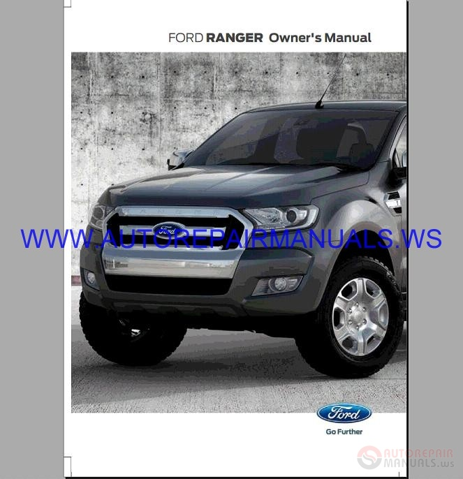 Ford       Ranger       2016    PX Mk II    Workshop    Manual   Wiring