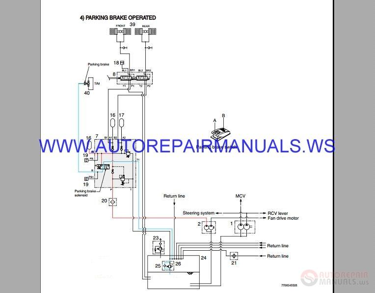 Hyundai Wheel Loader Hl770 9s Service Manual Auto Repair border=
