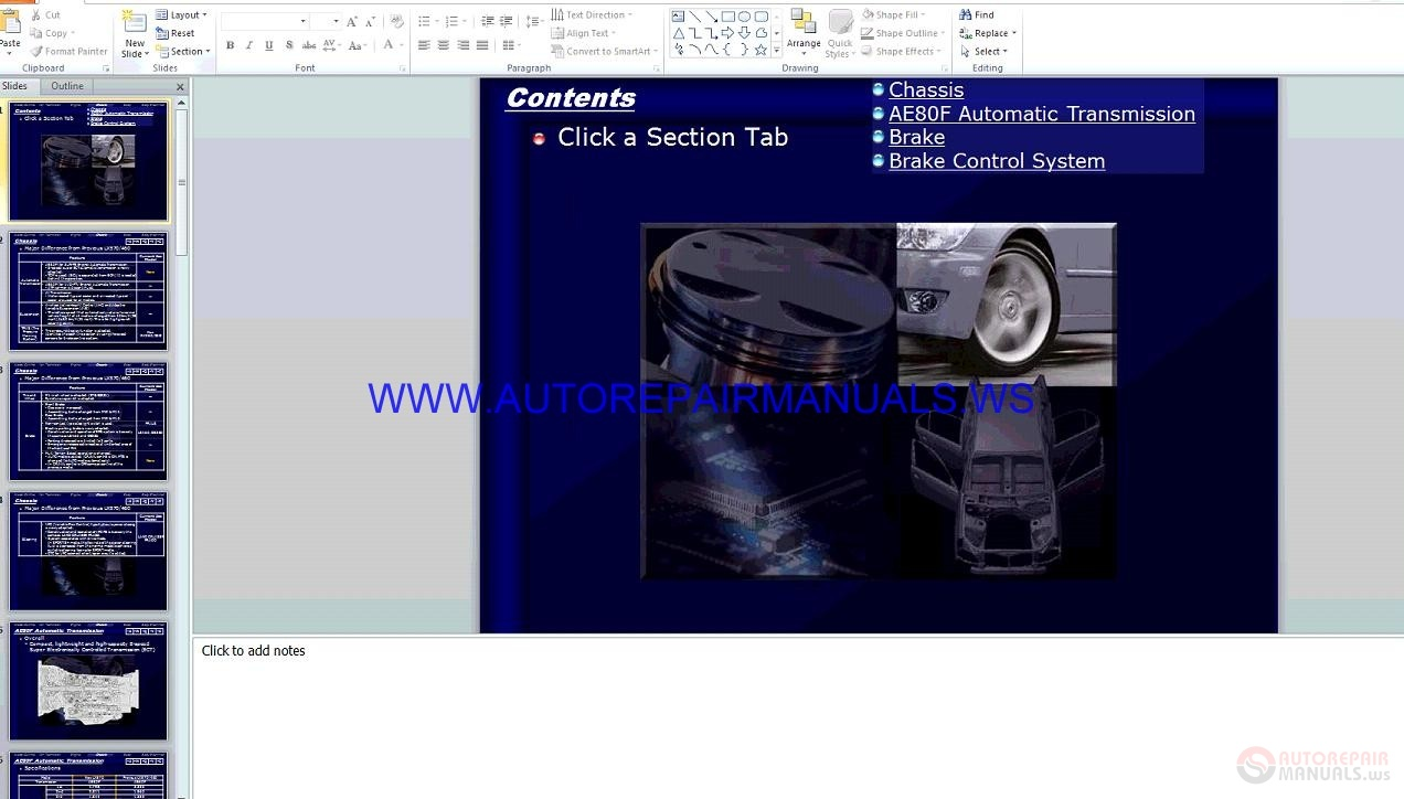 Lexus Lx570 Service Training Manual 2015