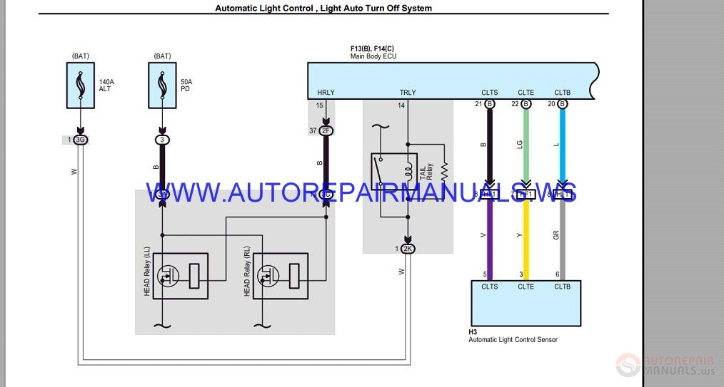 Lexus Rx350 Electrical Wiring Diagram Manual Em11w0e 2010