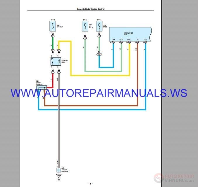 [SCHEMATICS_4FD]  Lexus RX350 Electrical Wiring Diagram Manual EM11W0E_2010 | Auto Repair  Manual Forum - Heavy Equipment Forums - Download Repair & Workshop Manual | Lexus Wiring Diagram |  | Auto Repair Manual Forum