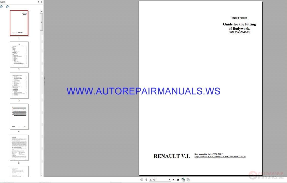Renault Premium Dt1