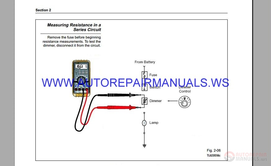 Toyota Modules Complete Service Training Manual