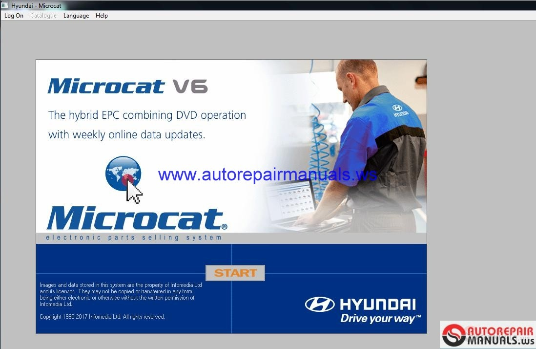 Hyundai Microcat V6 01 2018 Epc Full Instruction Auto Repair Manual Forum Heavy Equipment Forums Download Repair Workshop Manual