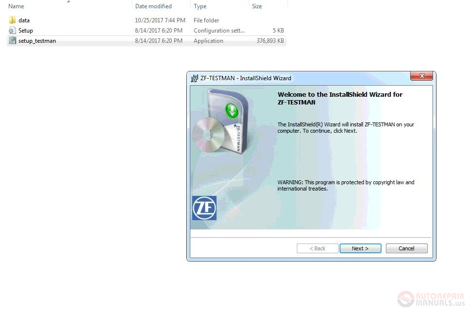 Zf Testman Diagnostic Software