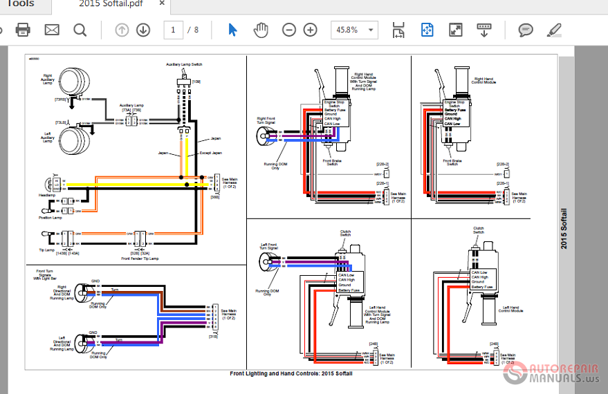 Diagram  Harley 2015 Wiring Harness Diagram Full Version