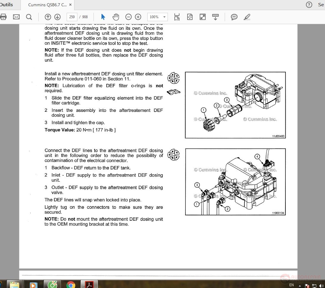 Cummins QSB6.7 CM2350 B105 4332778 Service Manual Vol 2