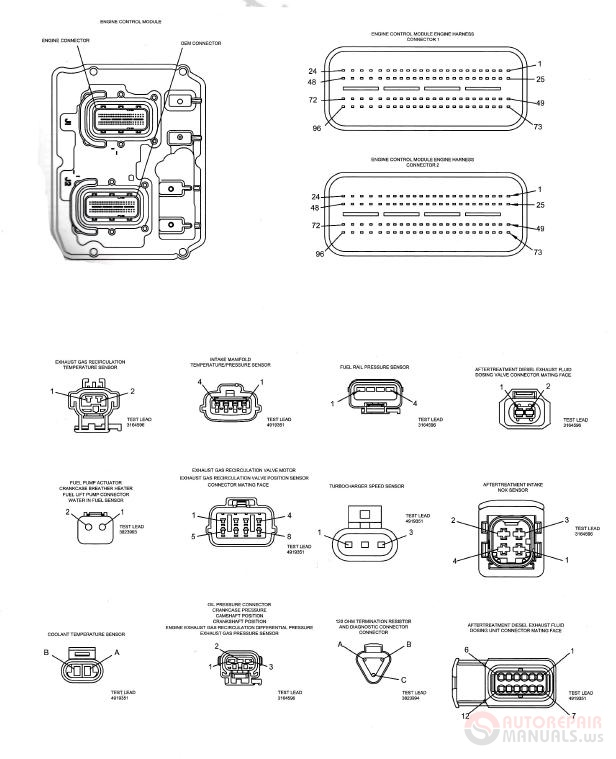 Cummins Qsl9 Cm2350 L102 Wiring Diagram