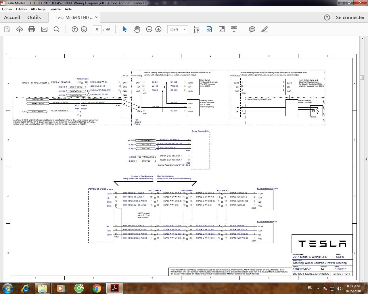 Tesla Model S Lhd 1912015 1004573 00 E Wiring Diagram Auto For