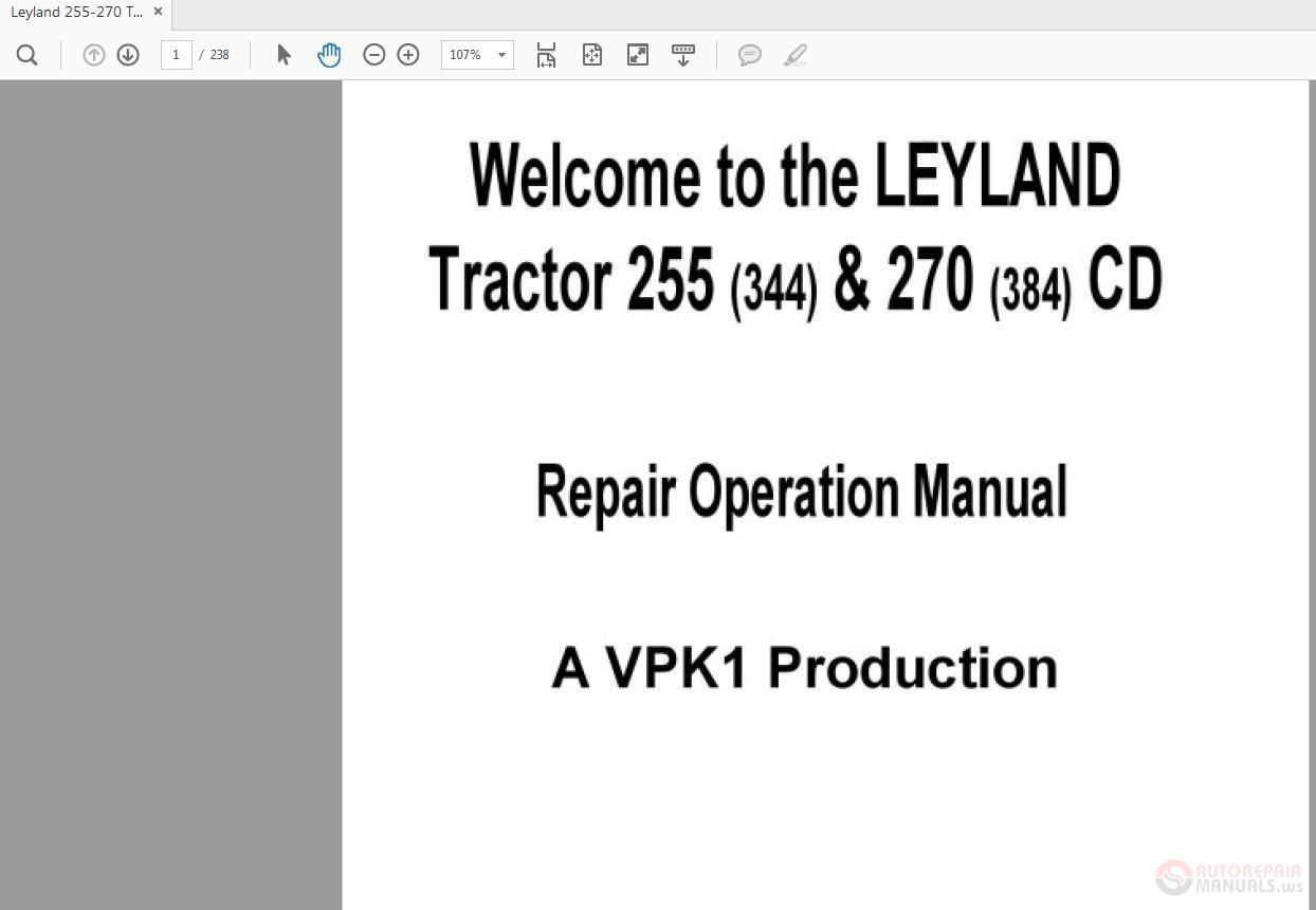 Leyland 255
